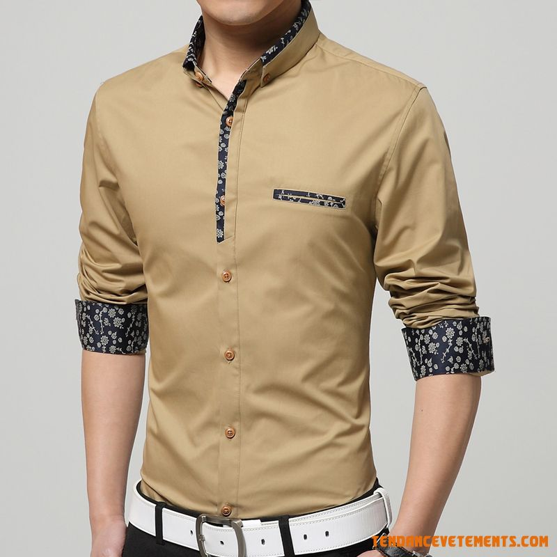 Military Style Mens Shirts