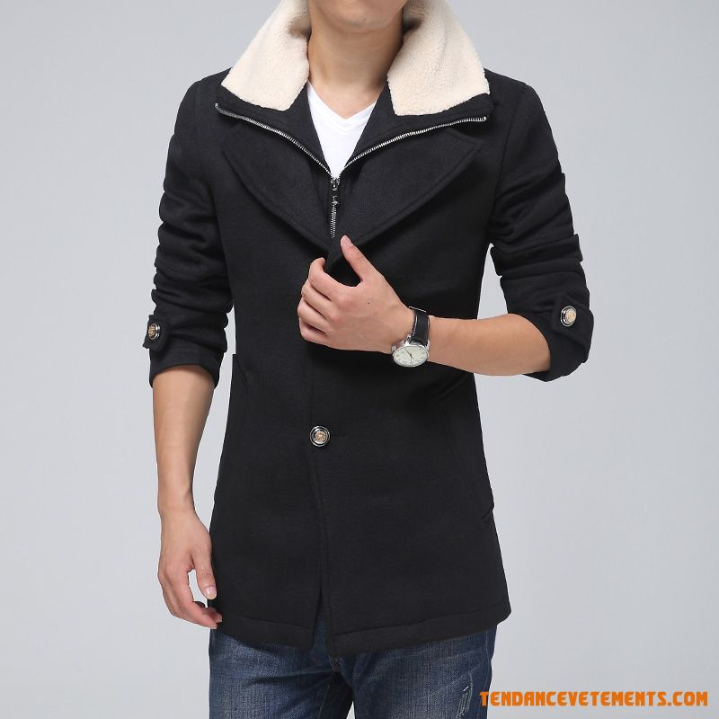 Veste Homme Slim Fashion Color Ef Bf Bd