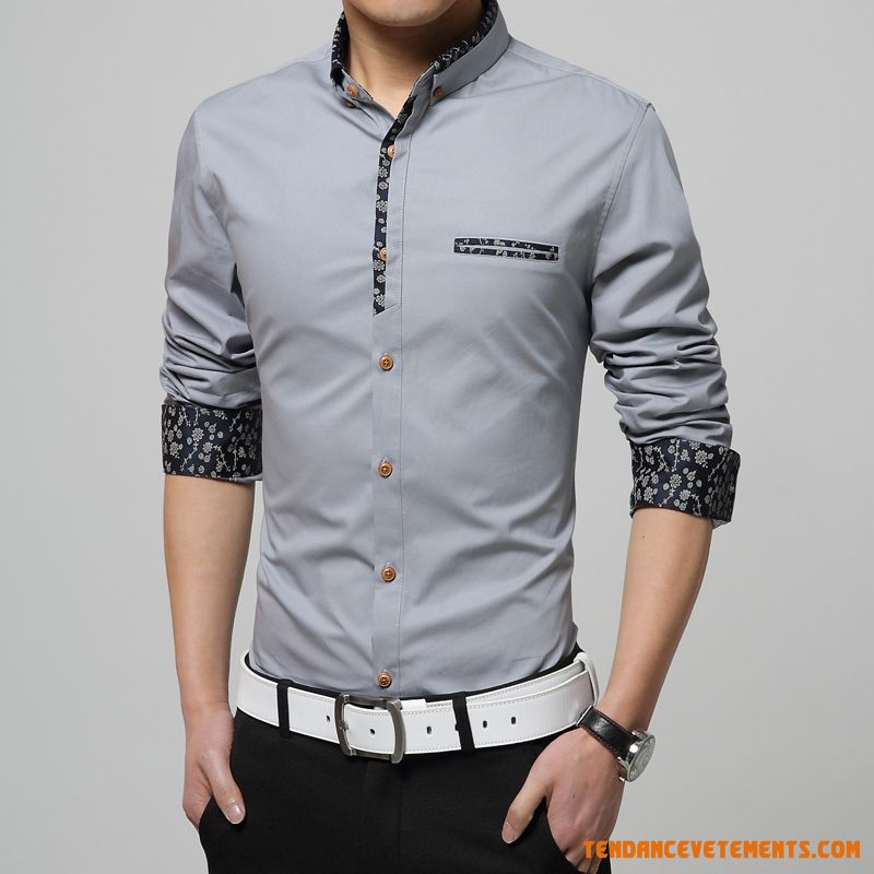 Fashion Designer Casual Shirt