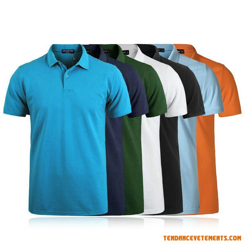 Hommes Polo Chemises Mesh T-shirt Respirant Sport Slim Fit De Courir Chemises Homme Camisa Masculina Colorfull