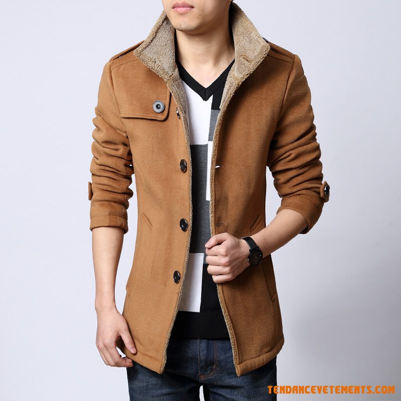 manteau homme camel parka fourrure slim a la mode en ligne. Black Bedroom Furniture Sets. Home Design Ideas
